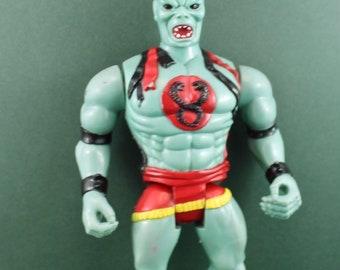 1985 Thundercats Mumm-Ra Action Figure