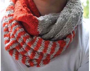 Hydrostone Infinity - PDF Knitting Pattern