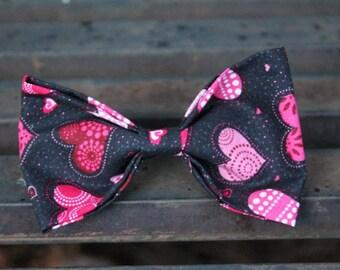 Sweet Hearts | Pet Bow Tie