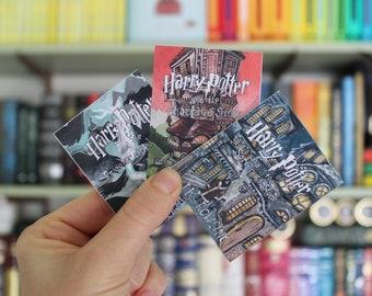 HP Book Covers Sticker Set