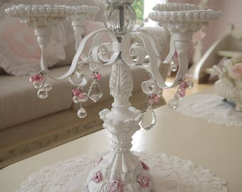 Candle holder candlestick