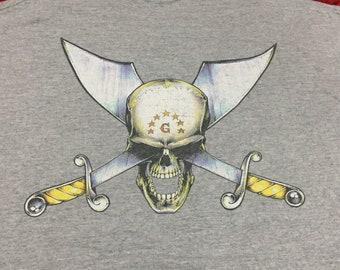 Supreme skull and bones 2001