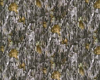 Tree Bark - Landscape Medley Collection - Elizabeth's Studio 4314-GRAY  (sold by the 1/2 yard)