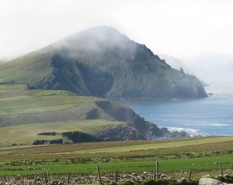 Brandon Mist, Mount Brandon, Dingle Peninsula, Kerry,  Ireland