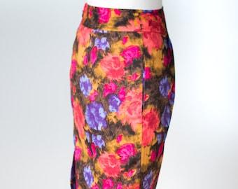 LizClaiborne Flower skirt