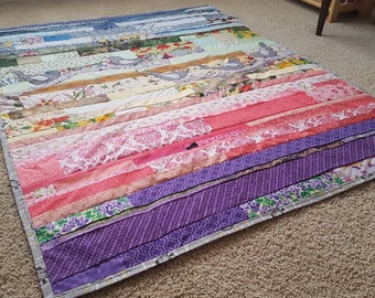 Bird Quilt ready to ship