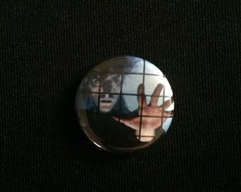 """The hunger Peter Murphy 1"""" button"""