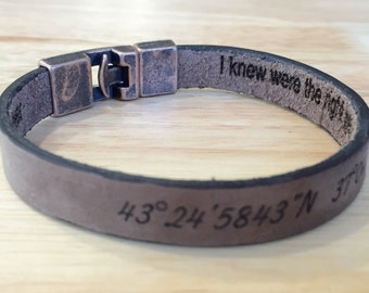 boyfriend him on gift dad man summer etsy deals id shopping bracelet for leather personalized men engraved shop leatherartmuseum plate
