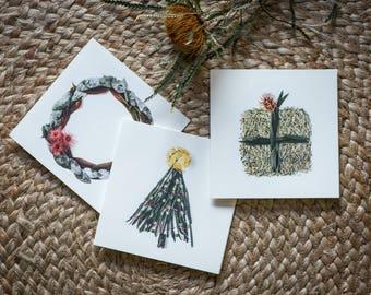Festive as ... (tree)