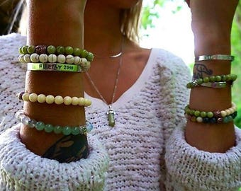 Music Festival Cuff Bracelet