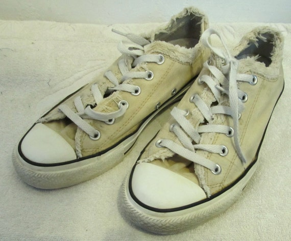 RUGGED Vintage Sneakers RETRO Low Star 8 Yellow All Pale Top Men CONVERSE rRnr0wdzq