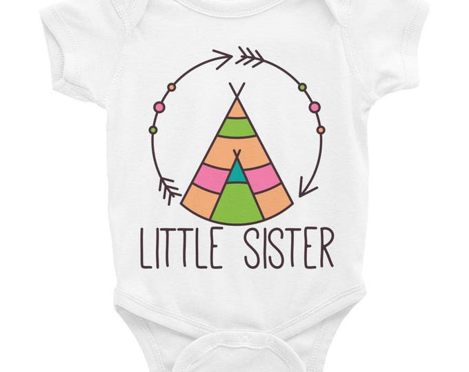 Boho Baby Clothes, Big Sister ,Baby Girl Clothes, Baby Shower Gift, Baby Girl Onesie, Bohemian Outfit, Baby Girl Shirt, Boho Baby bodysuits