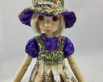 Kaye wiggs 45cm fairy pinafore set