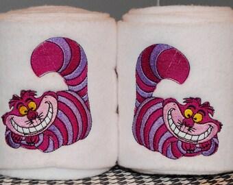 "Cheshire Cat Polo Wraps ""Alice in Wonderland"""