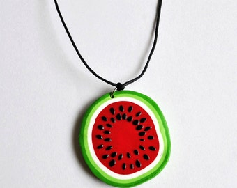 Watermelon Necklace - Gifts for her