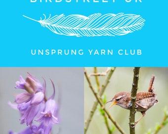 Unsprung Yarn Club: MAY