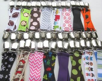 10 Pairs MITTEN CLIPS for Children - Bulk Kids Gift Birthday Party - Birthday Party Favor Gift - Mitt Clips for Kids- Children's Sleeve Clip