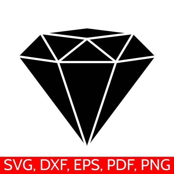 diamond svg file diamond clipart diamond dxf diamond silhouette rh etsystudio com diamond clipart shape diamond clipart transparent