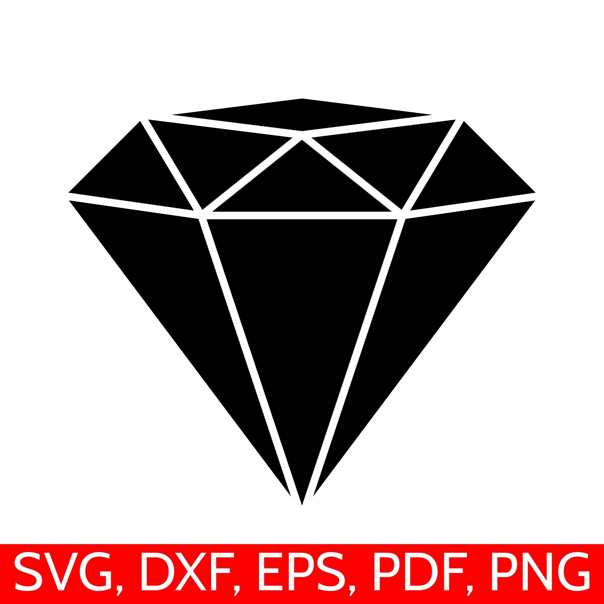 diamond svg file  black diamond silhouette inkscape clipart library inkscape clipart library