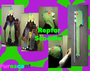 REPTAR SCOODIE form The Rugrats