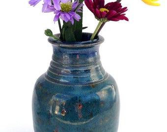 4.5 Inch Ceramic Vase