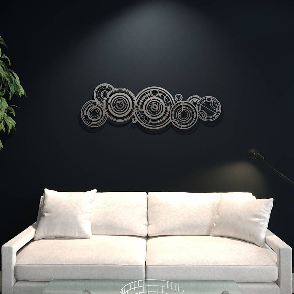 room images large western in wall decorating co decor art metal freem ideas living stupefying scroll