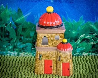Large Adobe Temple