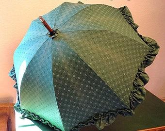 Vintage parasol umbrella Doppler