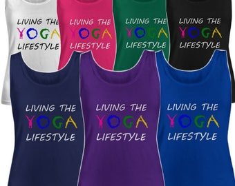 Yoga Tank Top, Yoga Tank For Women, Ladies Yoga Tank, Yoga Tank, Yoga Top, Yoga Gifts, Gift For Yogi, Yoga Teacher Gift, Yoga Clothing