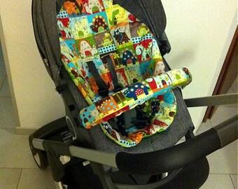 Tuning for stroller Stokke