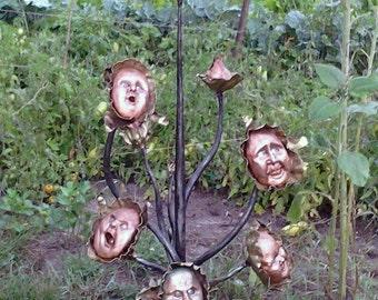 Garden art, Masked Emotions