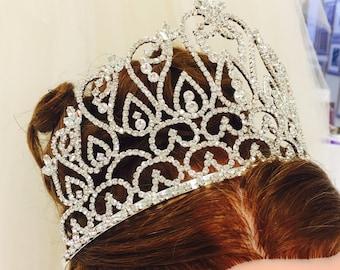 NICOLETTE - Tiara Crown