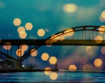 8x12 Hoan Bridge