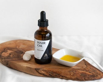 Rejuvenating Hair Oil