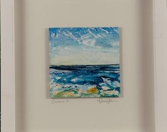 Framed Original Painting - Summer 5