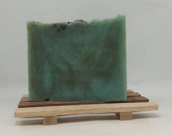 Smurfleberry Handmade Soap