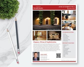 publisher real estate flyer templates