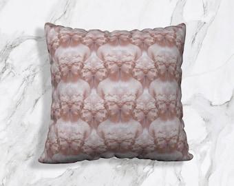 """Aphrodite - Rose Pillow Cover 22"""" x 22"""""""