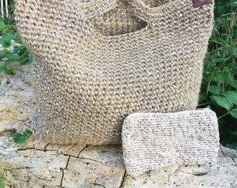 Nice rope bag!