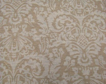 Polyester None-Stretch Burnout Light Weight Ikat Design Fabric