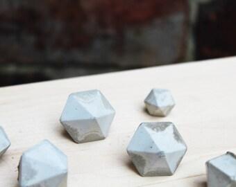 Concrete diamonds