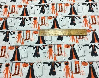 ADORABLE Halloween Laundry Print!