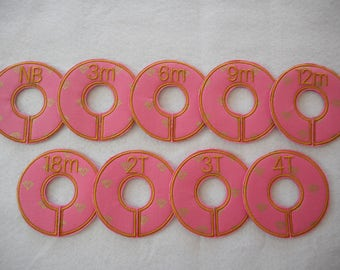 princess closet divider set