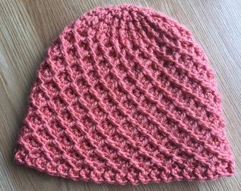 Honeycomb adult hat