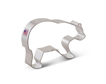 Grizzly Cookie Cutter, Baking and Candy Making, Bakeware, Cookie Cutters