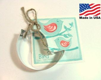 Bird Cookie Metal Cutter by Ann Clark