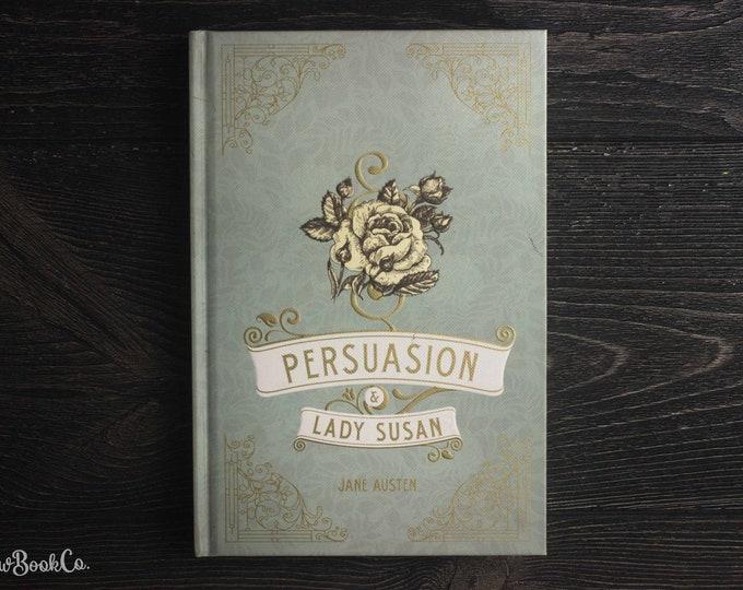 Hollow Book Safe - Persuasion - Jane Austen