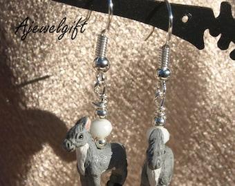 Donkey Earrings 16007