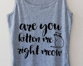 Fur mama, Cat lover Tank, Cat lovers Tank, Crazy Cat Lady, cat gifts for girls,  cat lover Tank Top, Cat Tank, cat shirt, fur mama shirt,cat
