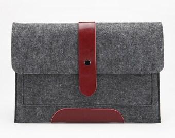 Macbook Air 13 sleeve, Macbook 13 sleeve, Macbook 13 case, Macbook Air case, Macbook pro sleeve, Laptop sleeve laptop case-TFL205